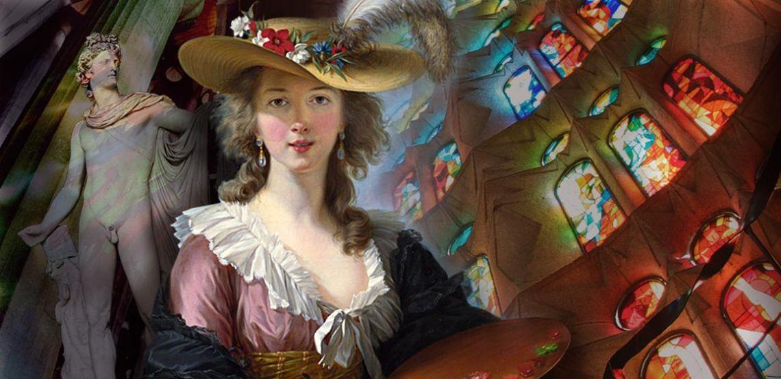 История искусства в творческой практике