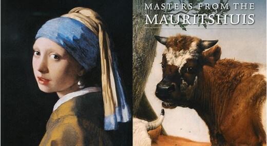 Шедевры Мауритсхейс в Гааге