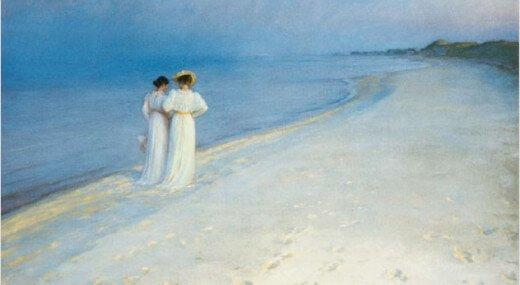 Образы Севера: скандинавская живопись XIX в.