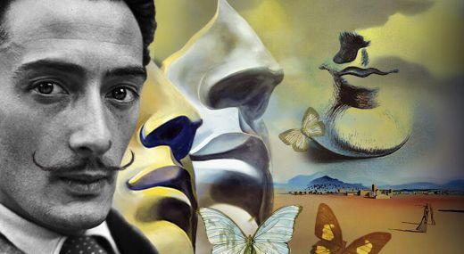 Секреты современного искусства:<br>Сальвадор Дали