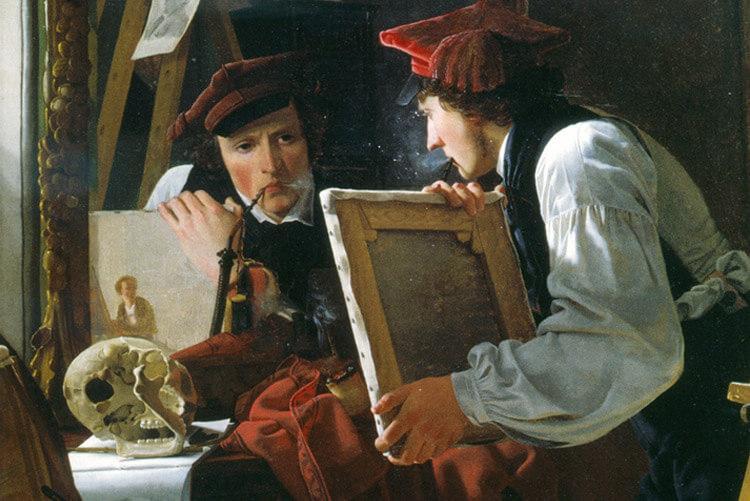 В ином свете: Датская живопись XIX века