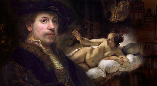 Рембрандт торжествующий