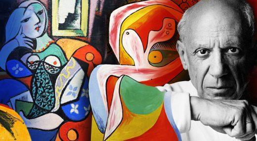 Секреты современного искусства:<br>Пабло Пикассо
