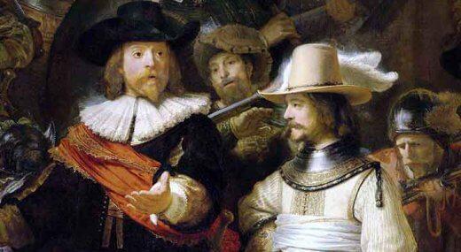 Тайны барокко:РембрандтВанРейн