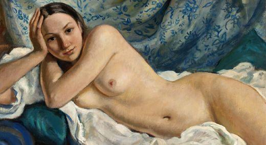 Русское искусство: ЗинаидаСеребрякова