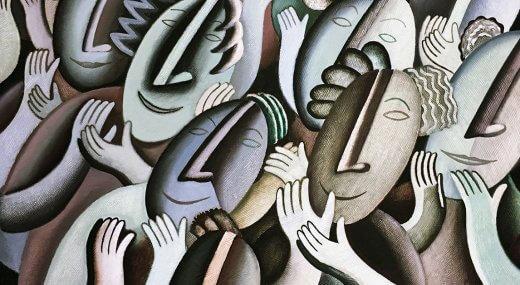 НОВЫЕ ИМЕНА:<br>Русский экспрессионист Иван Тарасюк