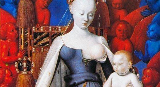Готика – великое искусство<br>живого средневековья