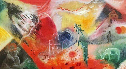 НОВЫЕ ИМЕНА:<br>Великий швейцарец — Пауль Клее
