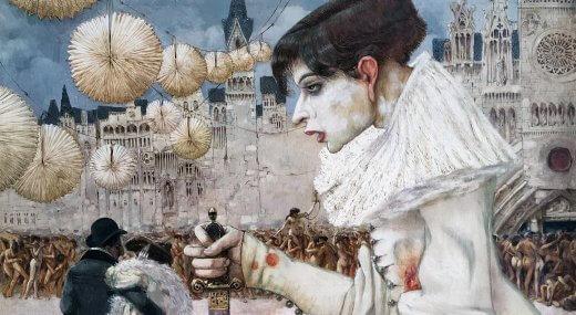 НОВЫЕ ИМЕНА:<br>Рауль Дюфи и Густав-Адольф Мосса
