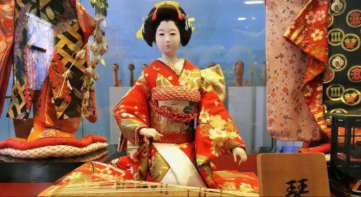 ЛУЧШЕЕ ИЗ ГАЛЕРЕЙ ПЛАНЕТЫ:<br>Японские куклы
