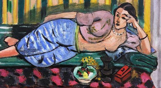 ЛУЧШЕЕ ИЗ ГАЛЕРЕЙ ПЛАНЕТЫ:<br>Музей Анри Матисса в Ницце
