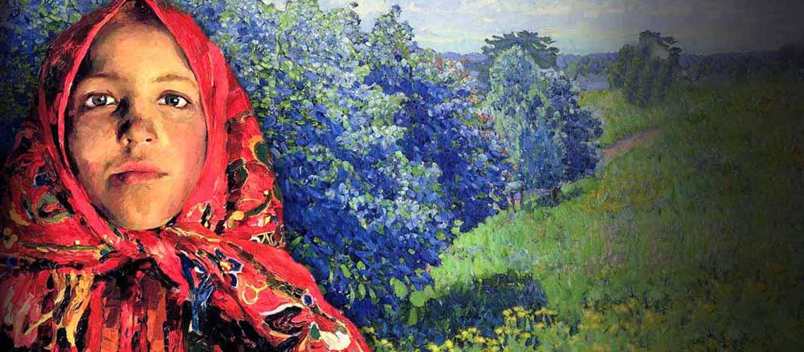 Русский импрессионизм: фейк или искусство?
