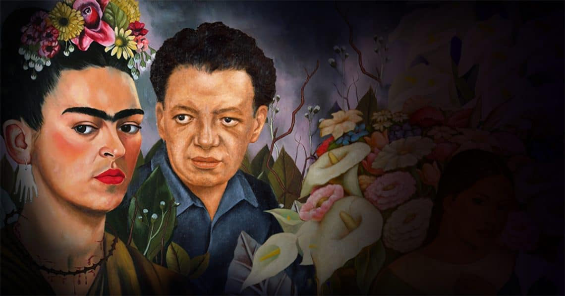 Тайны модернизма: Фрида Кало и Диего Ривера