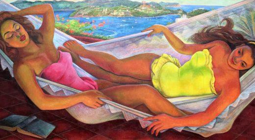 ЛУЧШЕЕ ИЗ ГАЛЕРЕЙ ПЛАНЕТЫ:<br>Диего Ривера в музее Карла Фаберже