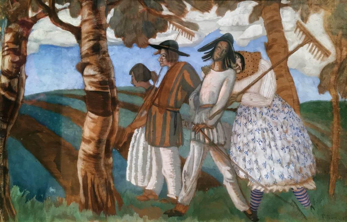 ЛУЧШЕЕ ИЗ ГАЛЕРЕЙ ПЛАНЕТЫ:<br>100 картин из собрания семьи Березовских