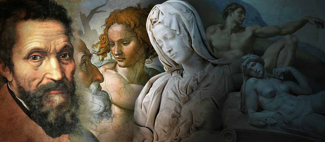 Тайны Ренессанса: Микеланджело Буонаротти