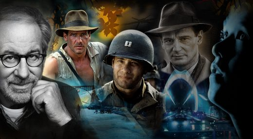 Легенды кино: Стивен Спилберг