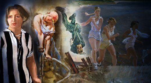 Образы и тайны советского искусства