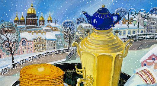 """НОВЫЕ ИМЕНА:<br>""""С Наступающим!"""" от Анны Каждан"""