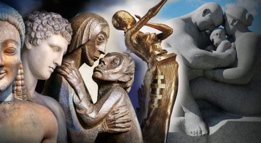 Как полюбить скульптуру?