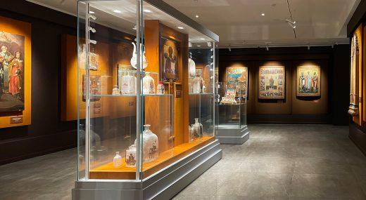 Музей христианской культуры:<br>Иконы XVII века