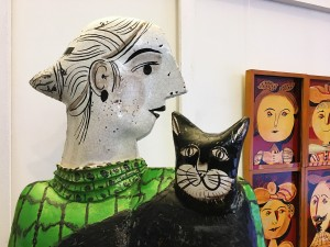 Александр Задорин - Черный кот, 1985 (фрагмент)