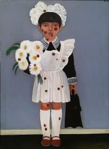 Алексей Сундуков - Букет (Проказа), 1983 (холст, масло)