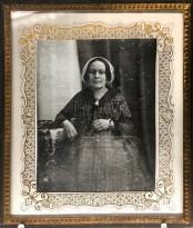 Александр Герман Блюменталь — Портрет неизвестной, 1847-49 (дагеротип) Москва.