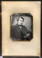 Луи Жак Манде Дагер — Без названия, 1840-45 (дагеротип) Париж.