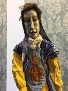 Валерий Бондаренко - Гаспар — король парижан, 2018 (фрагмент)