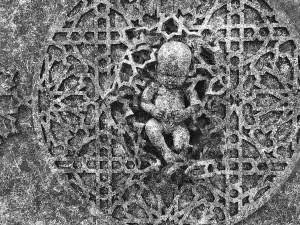 Мариам Аль Суэйди - Генетика (23) Ген CTRA (Выражение), 2016 (смешанные материалы, акриловая резина, дерево), фрагмент