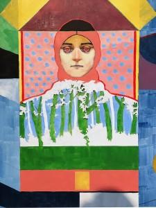 Фатма Алль Румэйхи - Моя армия, 2015 (фрагмент)