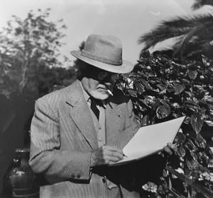 Рисующий Матисс, 1946 г. Вилла Мечта, Ванс