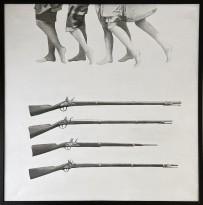 Анастасия Кузнецова — Четыре, 2014 (холст, темпера)