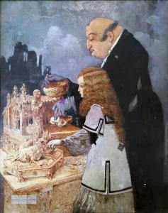 Густав-Адольф Мосса -Израиль, 1907