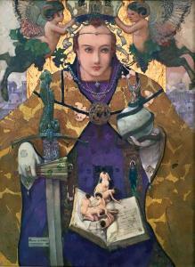 Густав-Адольф Мосса - Саломон, 1908