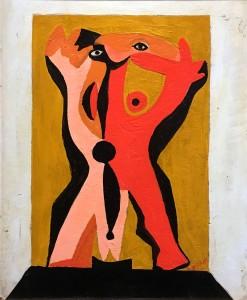 Альфред Пеллан - Обнаженная, 1935