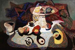 Альфред Пеллан - Чаша с фруктами, 1934