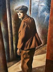 Бертран Брукер - Отшельник, 1939