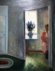 Жан Поль Лемье - Букет цветов, 1953