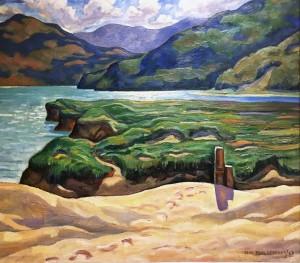 Жан Поль Лемье - Полуденное солнце, 1933