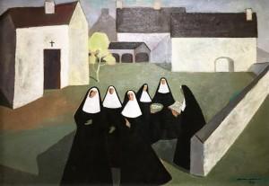 Жан Поль Лемье - Урсулины, 1951