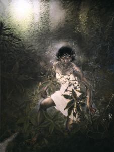 Йоши Тсузуки - След животного, 2015