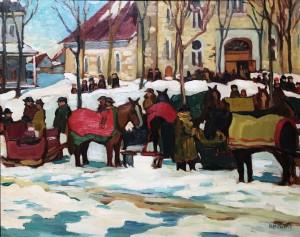 Катлен Мор Моррис - После Гранд Масса, Бертье-эн-Хаут, 1927