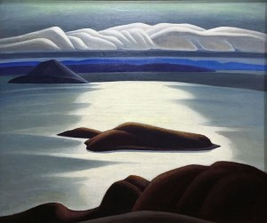 Лорен Харрис - Утро на озере Верхнем, 1921-28