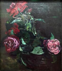 Пауль Клее - Цветы, 1903