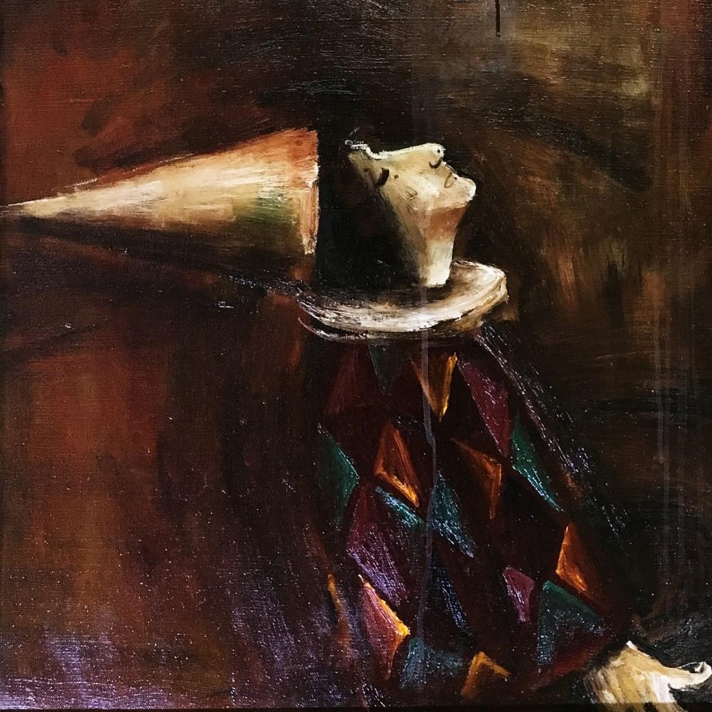 Петр Конников - Ночь. Арлекин, 1983