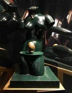 Сальвадор Дали - Космическая Венера, 1984 г.