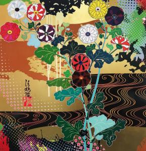 Такаши Мураками - Канзейское золото, 2008