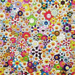 Такаши Мураками - Цветы, цветы, цветы, 2010